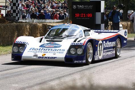 Porsche 962c by Porsche 962c 1987 Goodwood 2012 183 F1 Fanatic
