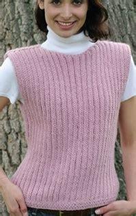 loom knit sweater mickey vest http www knittingboard