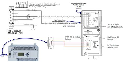6 best images of modbus rtu wiring diagram modbus wiring