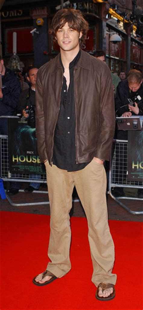 jared padalecki house jared padalecki in quot house of wax quot uk premiere 1 of 2 zimbio