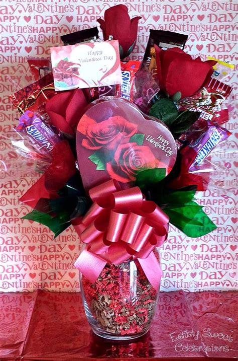 best 25 valentines day baskets ideas on