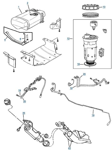 jeep grand fuel line diagram jeep grand