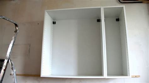 Comment Fixer Meuble Ikea Au Mur by Fixation Meuble Haut Cuisine Ikea