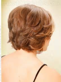 hair cut back shorter than front short haircuts front and back view