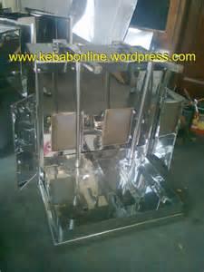 Pisau Daging Kebab mesin kebab burner kebab produsen kebab