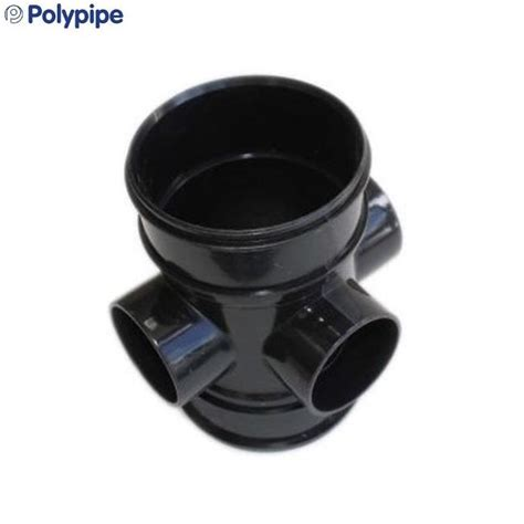 Polypipe Plumbing by Polypipe Solvent Soil And Vent 110mm Pipe