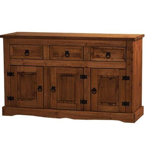 mueble aparador bargueno living comedor madera