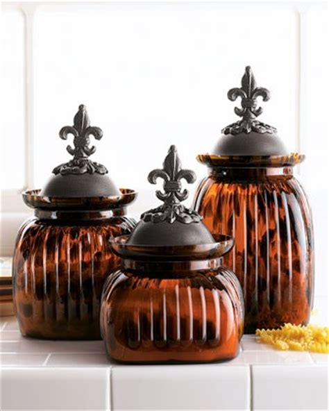 unique kitchen canister set home