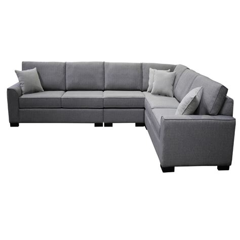 Sectional Sleeper Sofa Canada by Moberly Sectional Home Envy Furnishings Canadian Made