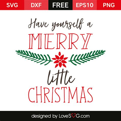 a merry yourself a merry lovesvg