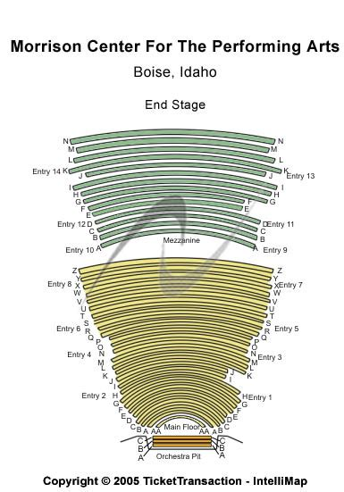 morrison center seating chart kevin hart morrison center for the performing arts tickets