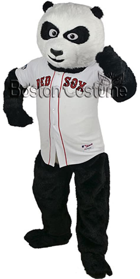 Panda Baseball baseball panda costume at boston costume