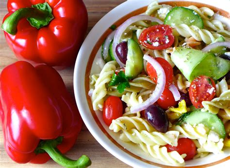 greek pasta salad recipe greek pasta salad recipe my greek dish