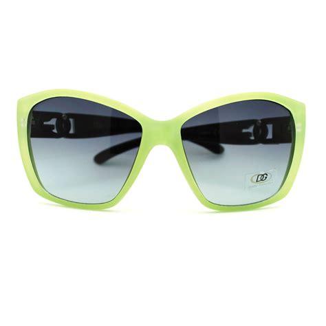 dg eyewear pop color oversized cat eye sunglasses ebay