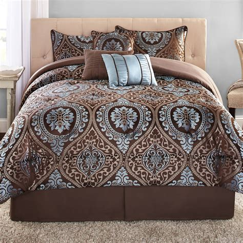 Bed Spread Sets Turquoise And Brown Bedding Sets Bedding Sets Collections