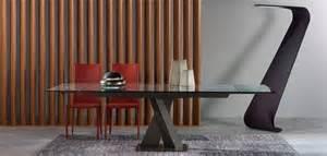 Roche Bo table de repas axel roche bobois