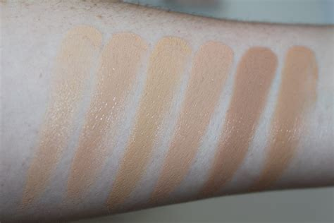 L Oreal True Match Genius l oreal true match genius foundation review swatches