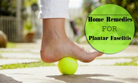 How To Get Rid Of Planters Fasciitis by Top 8 Home Remedies For Plantar Fasciitis