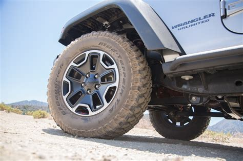 2014 Jeep Rubicon Wheels 2014 Jeep Wrangler Unlimited Rubicon X Front Wheels Photo 25