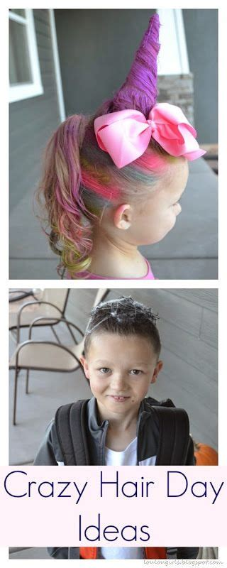 crazy hairstyles for boy age 9 24 best images about crazy hat hair day on pinterest