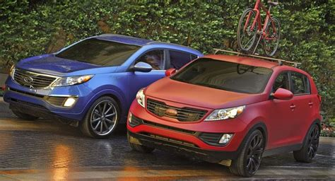 how things work cars 2010 kia sportage regenerative braking 2011 kia sportage receives the sema treatment twice carscoops