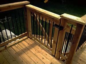 Backyard deck designs ideas gallery
