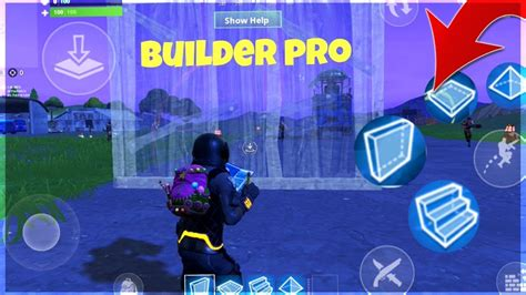 fortnite mobile update  build buttons youtube