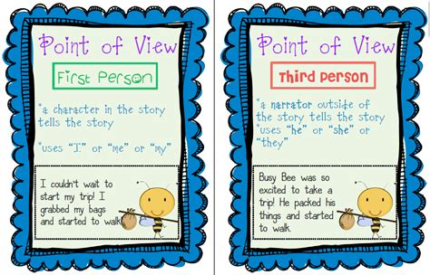 picture books that teach point of view teaching and everything in between teaching point
