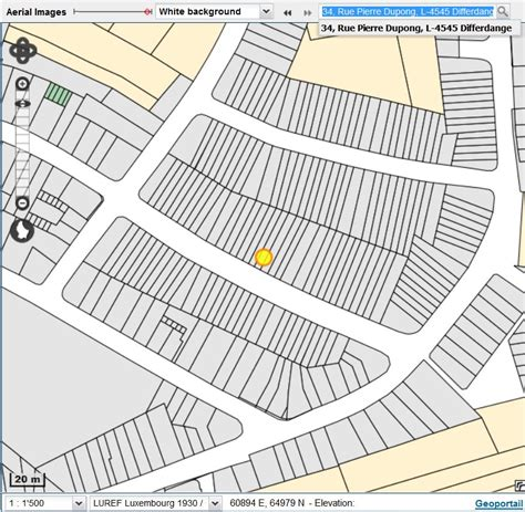 Apn Address Lookup Geoportal Find A Cadastral Parcel