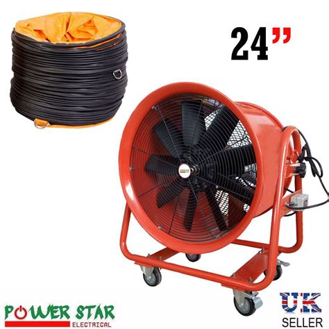 industrial air blower fan portable ventilation fan industrial axial blower