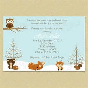 10 winter baby shower invitations babble