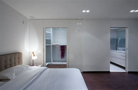 Bedroom Attached Bathroom Design by Stylish Glass Screens And Sleek Design Shape Smart