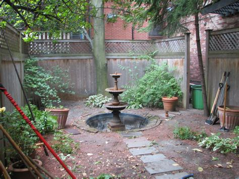 courtyard landscape wikworks inc boston courtyard landscape design project