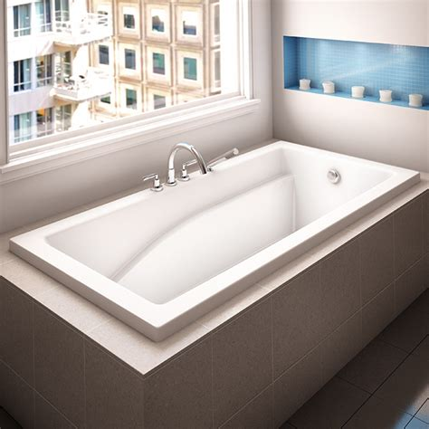 Alcove Bathtubs alcove caprice podium bathtub