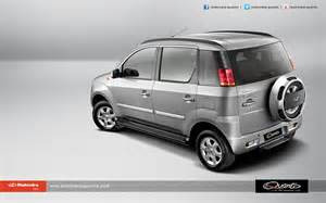 Used Cars By Mahindra Mahindra Quanto 3 Quarter Rear Mist Silver