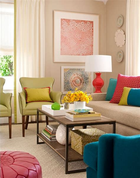 colorful home decor top 17 colorful decorating ideas with photos interior