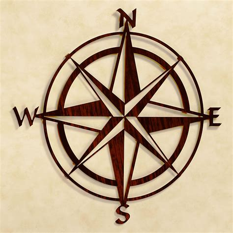 nautical compass rose tattoo compass indoor outdoor metal wall compass