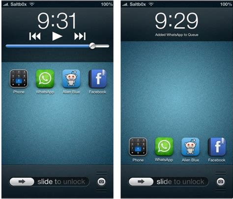 iphone 5 dan ios 6 plus jailbreak locklauncher 2 0 arrives with support for iphone 5 ios 6