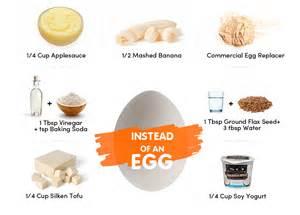 vegan egg substitutes chooseveg com