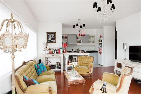 claves  combinar muebles antiguos  modernos cecilia