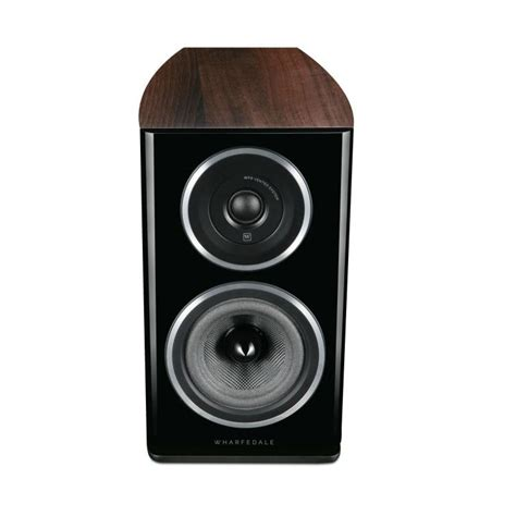 wharfedale 11 1 walnut pearl bookshelf speakers
