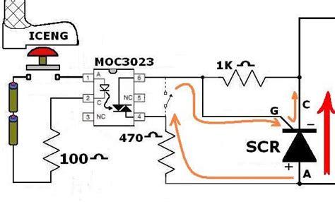 capacitive discharge welder schematic capacitor discharge spot welder schematic hobby spot welder elsavadorla