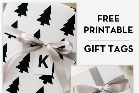 printable alphabet gift tags free printables archives page 2 of 16 the tomkat