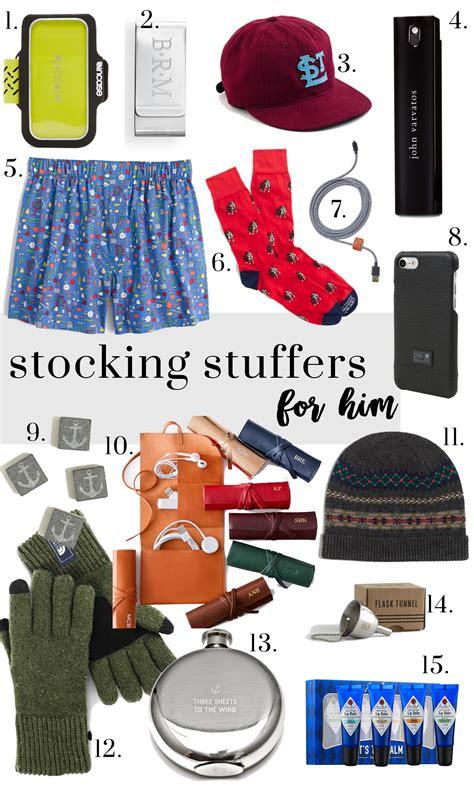 stocking stuff stocking stuffer gift ideas glitter gingham