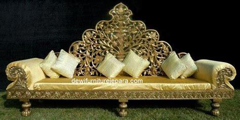 Kursi Sofa Pengantin kursi pengantin jati