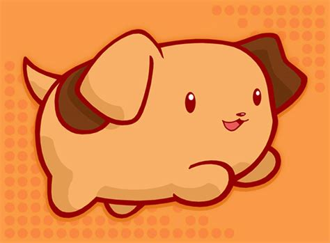 pudgy puppy pudgy puppy by lemonademix on deviantart