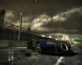 Bugatti Veyron Nfs Most Wanted Need For Speed Most Wanted Bugatti Veyron Fully Tunable