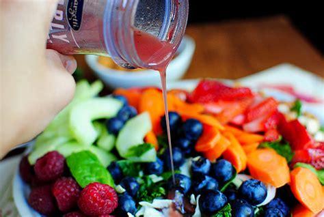 Inner Goddess Detox Salad by One Healthy Nut Inner Goddess Detox Salad