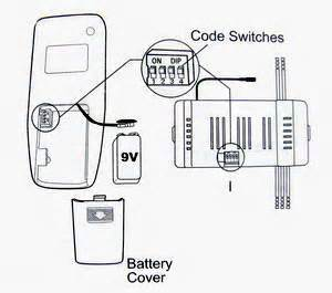 Ceiling Fan Wiring Diagram With Remote All Tech Electric Contracting Llc Ceiling Fan Remote