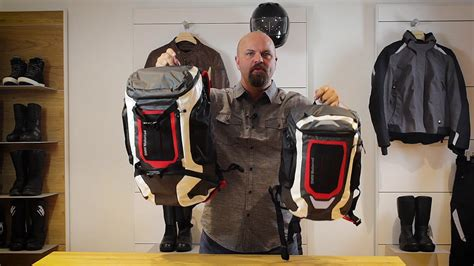 Bmw Motorrad Usa Watch by Bmw Motorrad Apparel Function Backpacks Youtube